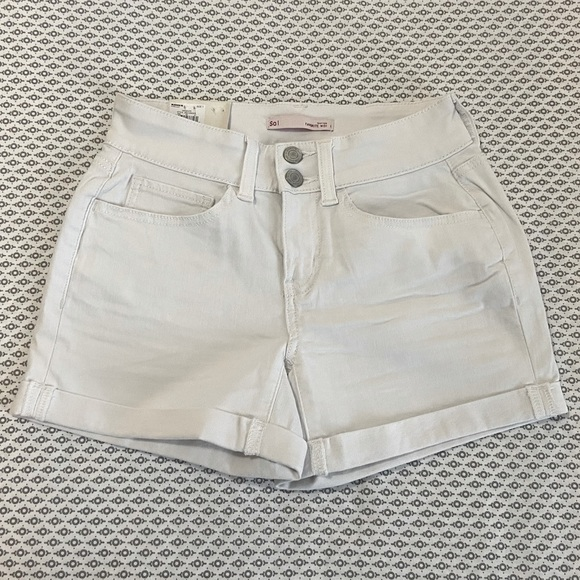 *NWT* SO Girls Low Rise Shorts